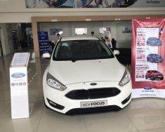 Bán ô tô Ford Focus Trend 1.5L sản xuất năm 2018, màu trắng giá 575 triệu tại Hà Nội