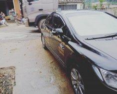 Bán xe Honda Civic sản xuất năm 2009, màu đen, nhập khẩu giá 380 triệu tại Thanh Hóa
