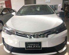 Cần bán lại xe Toyota Corolla altis sản xuất 2018, màu trắng, giá tốt giá 753 triệu tại Tp.HCM