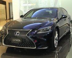 Bán xe Lexus LS 500 Hybrid đời 2018, nhập khẩu nguyên chiếc chính hãng giá 7 tỷ 440 tr tại Tp.HCM