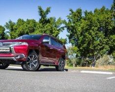 Cần bán xe Mitsubishi Pajero Sport 3.0G 4x4 AT năm 2018, màu đỏ, nhập khẩu giá 1 tỷ 426 tr tại Hà Nội