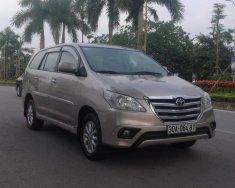 Bán Toyota Innova 2.0E sản xuất 2014 chính chủ, giá chỉ 515 triệu giá 515 triệu tại Hà Nội