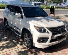 Bán xe gia đình LX570, mới toanh không trầy xước, đăng ký lần đầu 2017 giá 4 tỷ 600 tr tại Đà Nẵng