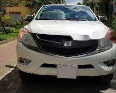 Cần bán gấp Mazda BT 50 sản xuất năm 2014, màu trắng   giá 545 triệu tại Tp.HCM