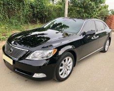 Cần bán xe lexus Ls460 L, sx 2007, màu đen huyền, nhập Mỹ, zin cọp giá 1 tỷ 380 tr tại Tp.HCM