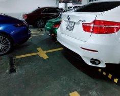 Cần bán lại xe BMW X6 2008, màu trắng, nhập khẩu giá 800 triệu tại Tp.HCM