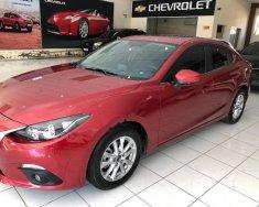 Chính chủ bán lại xe Mazda 3 1.5 AT năm 2016, màu đỏ  giá 628 triệu tại Hải Phòng