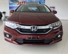 Cần bán Honda City G sản xuất năm 2018, màu đỏ, xe nhập giá 559 triệu tại Đồng Tháp