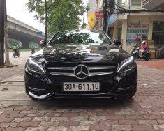 Bán Mercedes C200 sản xuất năm 2015, màu đen giá 1 tỷ 170 tr tại Hà Nội