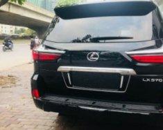Bán xe Lexus LX 5.7 AT 2018, màu đen, nhập khẩu nguyên chiếc giá 9 tỷ 89 tr tại Tp.HCM