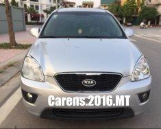 Auto183 bán Kia Carens 2.0MT, số sàn, màu ghi bạc sản xuất cuối năm 2016 giá 455 triệu tại Hà Nội