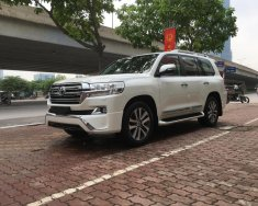 Bán Toyota Land Cruiser VXR Trung đông 2018, màu trắng giá 4 tỷ 567 tr tại Hà Nội