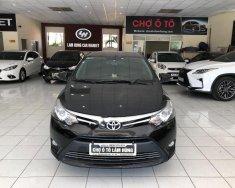 Bán xe Toyota Vios 1.5G AT năm 2015, màu đen  giá 496 triệu tại Hải Phòng