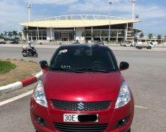 Bán ô tô Suzuki Swift sản xuất 2013, màu đỏ, nhập khẩu Nhật Bản, giá chỉ 439 triệu giá 439 triệu tại Hà Nội