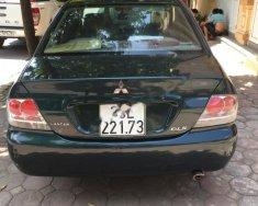 Cần bán Mitsubishi Lancer GLX 1.6 AT năm 2004, màu xanh lam, giá 240tr giá 240 triệu tại Hà Nội