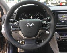 Bán Hyundai Elantra GLS 2.0AT năm sản xuất 2016, màu nâu giá 665 triệu tại Hà Nội