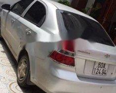 Cần bán lại xe Daewoo Gentra đời 2008, màu bạc chính chủ giá cạnh tranh giá 155 triệu tại Đồng Nai