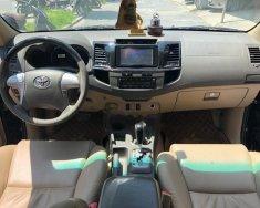 Bán Toyota Fortuner năm sản xuất 2013, màu đen   giá 765 triệu tại Hà Nội