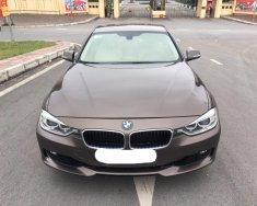 Bán gấp xe BMW 320i sản xuất năm 2012 màu nâu, xe nhập Đức giá 839 triệu tại Hà Nội