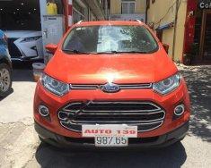 Bán Ford EcoSport 1.5AT Titanium đời 2016, màu đỏ cam giá 580 triệu tại Hà Nội