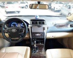 Bán Toyota Camry 2.5G năm sản xuất 2015, màu đen giá 999 triệu tại Tp.HCM