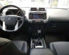 Bán Toyota Prado năm sản xuất 2016, màu đen, nhập khẩu nguyên chiếc giá 2 tỷ 200 tr tại Hà Nội