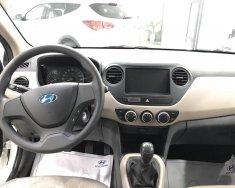 Bán Hyundai Grand i10 giảm giá đến 50 triệu. Quà tặng ngập tràn. Hỗ trợ vay nh lãi suất thấp giá 370 triệu tại Tp.HCM