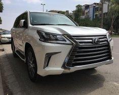 Bán Lexus LX Lx570 xuất Mỹ 2018, màu trắng, nhập khẩu tại Mỹ giá 5 tỷ 678 tr tại Hà Nội
