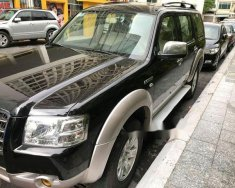 Bán Ford Everest MT sản xuất 2009, màu đen số sàn  giá 388 triệu tại Hà Nội