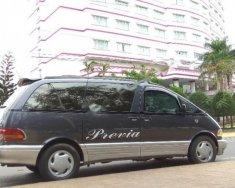 Bán Toyota Previa 2.4 AT sản xuất năm 1992, màu xám, nhập khẩu  giá 155 triệu tại Tp.HCM