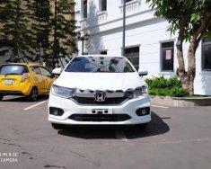 Cần bán lại xe Honda City 1.5 2017, màu trắng, giá chỉ 599 triệu giá 599 triệu tại Hải Phòng