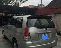 Cần bán xe Toyota Innova G đời 2010, màu bạc xe gia đình, 375 triệu giá 375 triệu tại Hải Phòng