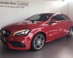 Bán Mercedes A250 sản xuất 2017, màu đỏ giá 1 tỷ 699 tr tại Tp.HCM