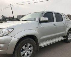 Cần bán lại xe Toyota Hilux 3.0 sản xuất năm 2010, màu bạc xe gia đình, giá chỉ 395 triệu giá 395 triệu tại Tp.HCM
