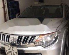 Cần bán xe Mitsubishi Triton đời 2015, màu bạc giá 468 triệu tại Tp.HCM