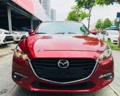 Bán Mazda 3 1.5 AT sản xuất năm 2018, màu đỏ như mới giá 688 triệu tại Hà Nội