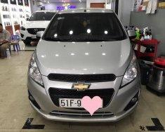 Cần bán Chevrolet Spark LS năm 2016, màu xám, 258tr giá 258 triệu tại Tp.HCM