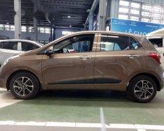 Bán Hyundai Grand i10 1.2 AT, số tự động có sẵn, hỗ trợ vay đến 80% giá 390 triệu tại Đà Nẵng