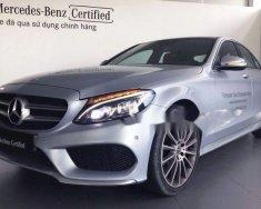 Cần bán Mercedes C300 AMG năm sản xuất 2017, màu bạc giá 1 tỷ 860 tr tại Tp.HCM