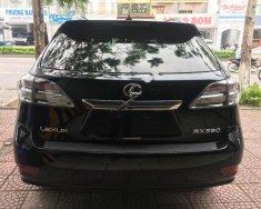 Bán xe Lexus RX 350 năm 2010, màu đen, xe nhập giá 1 tỷ 760 tr tại Hà Nội