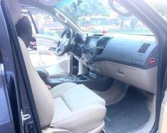 Bán Toyota Fortuner đời 2013, màu xám xe gia đình giá 720 triệu tại Hà Nội