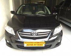 Bán ô tô Toyota Corolla Altis 1.8 G AT sản xuất 2010, màu đen giá 500 triệu tại Hà Nội