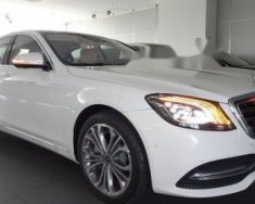 Bán Mercedes S450 Luxury đời 2018, màu trắng, xe nhập giá 4 tỷ 759 tr tại Tp.HCM