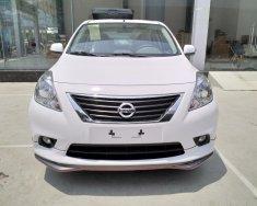 Bán Nissan Sunny số tự động, xe màu trắng, giao ngay, trả trước 150tr giá 459 triệu tại Tp.HCM