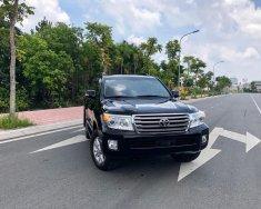 Bán Toyota Land Cruiser VX năm sản xuất 2015, màu đen, xe nhập giá 2 tỷ 850 tr tại Hà Nội