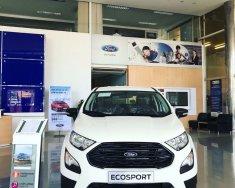 Bán ô tô Ford EcoSport Ambiente 1.5L sản xuất năm 2018, màu trắng giá 545 triệu tại Đồng Tháp
