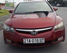 Cần bán gấp Honda Civic năm sản xuất 2009, màu đỏ chính chủ, giá chỉ 295 triệu giá 295 triệu tại Hà Nội