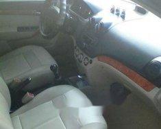 Cần bán lại xe Daewoo Gentra năm sản xuất 2007, màu đen, 160tr giá 160 triệu tại Hà Nội