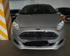 Bán Ford Fiesta 1.0 Ecoboost đời 2015, màu bạc giá 480 triệu tại Tp.HCM