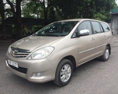 Bán xe Toyota Innova 2.0 G sản xuất 2012, màu vàng số tự động  giá 425 triệu tại Hà Nội